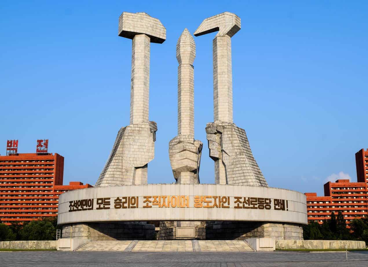 Christian Persecution North Korea
