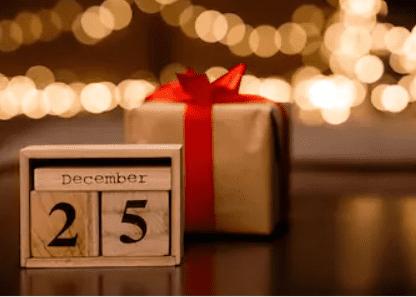 25 December