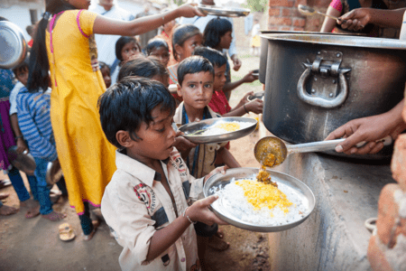 Pray for India as hunger adds to Covid woes – GFA World