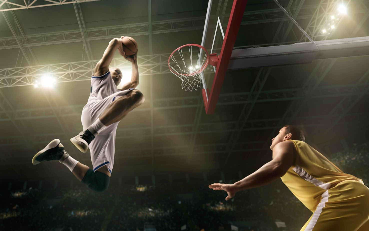 God and Sport – Do they go hand in hand? Did God invent basketball?